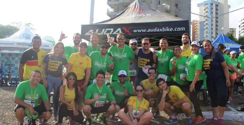 Equipe Gastros participa de corrida da Unimed