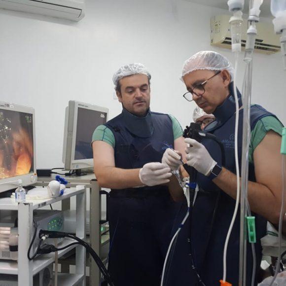 Corpo Clínico da Gastros é pioneiro na realização de Colangioscopia Per Oral com o Sistema Spyglass