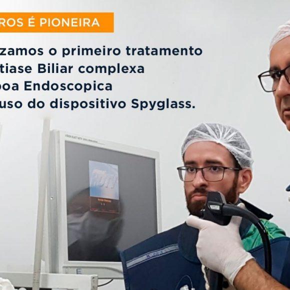 Avanços tecnológicos da endoscopia garantem precisão no diagnóstico e evitam procedimento cirúrgico