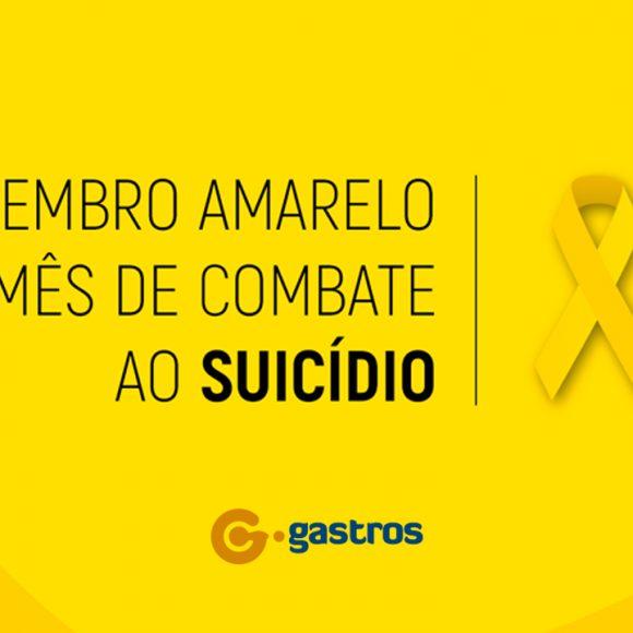 Setembro Amarelo; mês de prevenção do suicídio